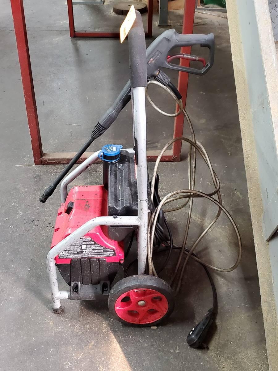 Hyper Tough Ele Pressure Washer - Image 2 of 2