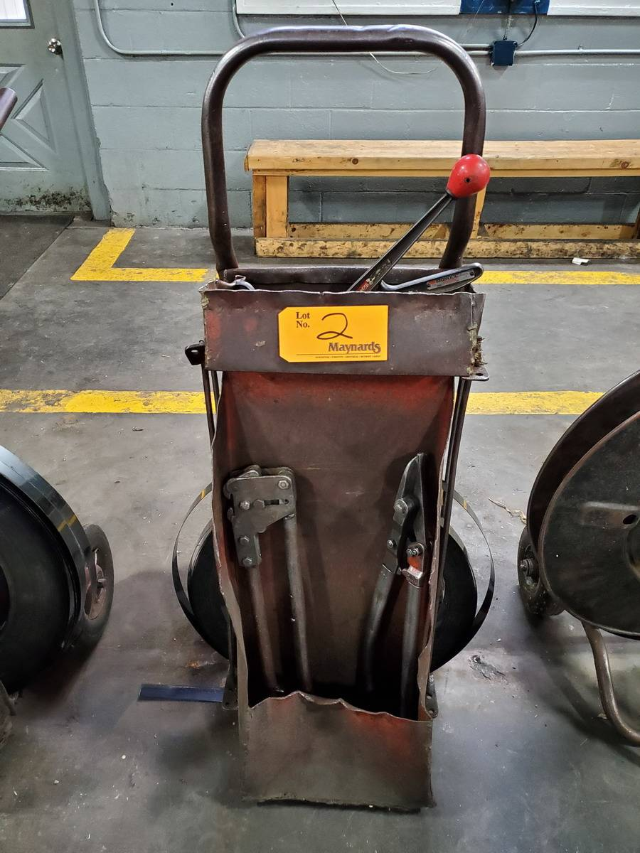 Lot 2 - Banding Cart