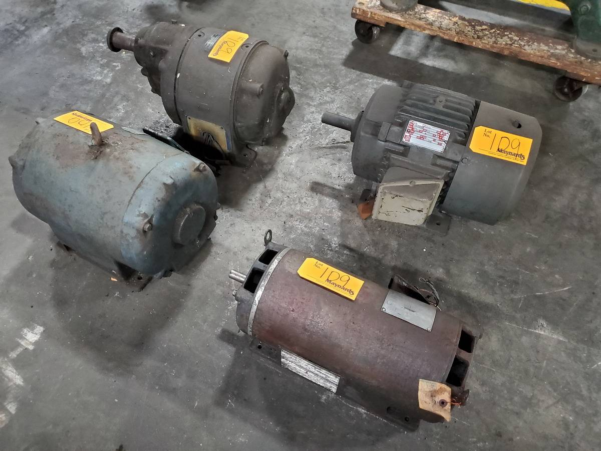 Motors & Gearboxes - Image 8 of 10