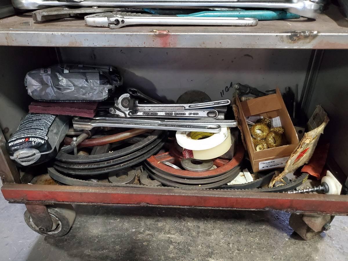 Rolling 2-Door Toolbox - Image 3 of 3