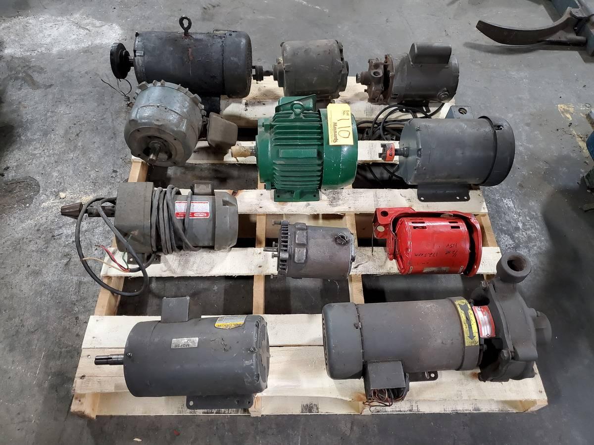 Motors - Image 2 of 9