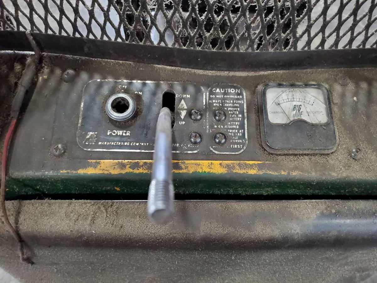 Lot 275 - Big Joe Electric Stacker