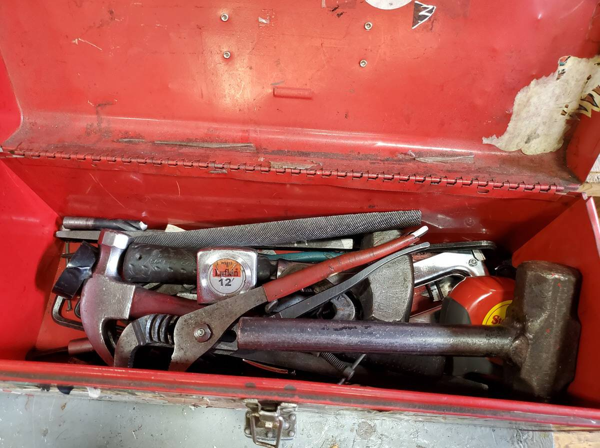 Hand Carry Toolbox - Image 5 of 5