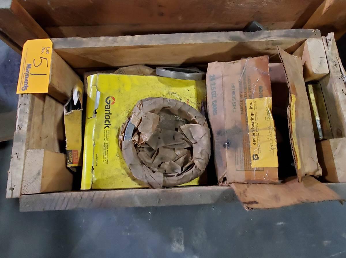 Various Mfg's: Timken, Federal Mogul,etc Bearings & Seals - Image 8 of 10