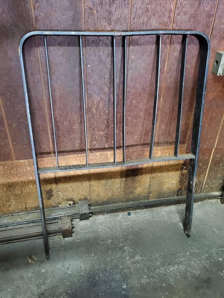 Lot 297 - Forklift Backrest