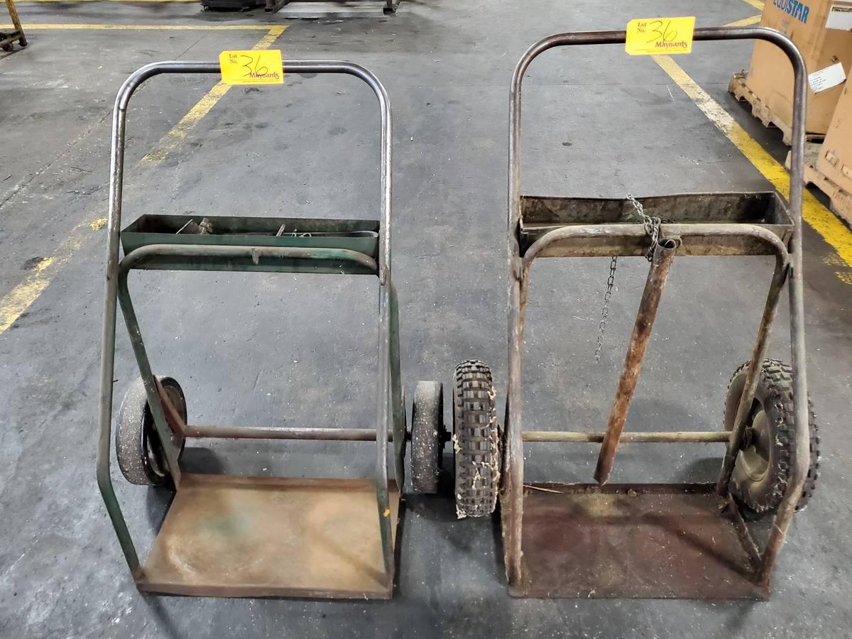 Lot 36 - Torch Carts