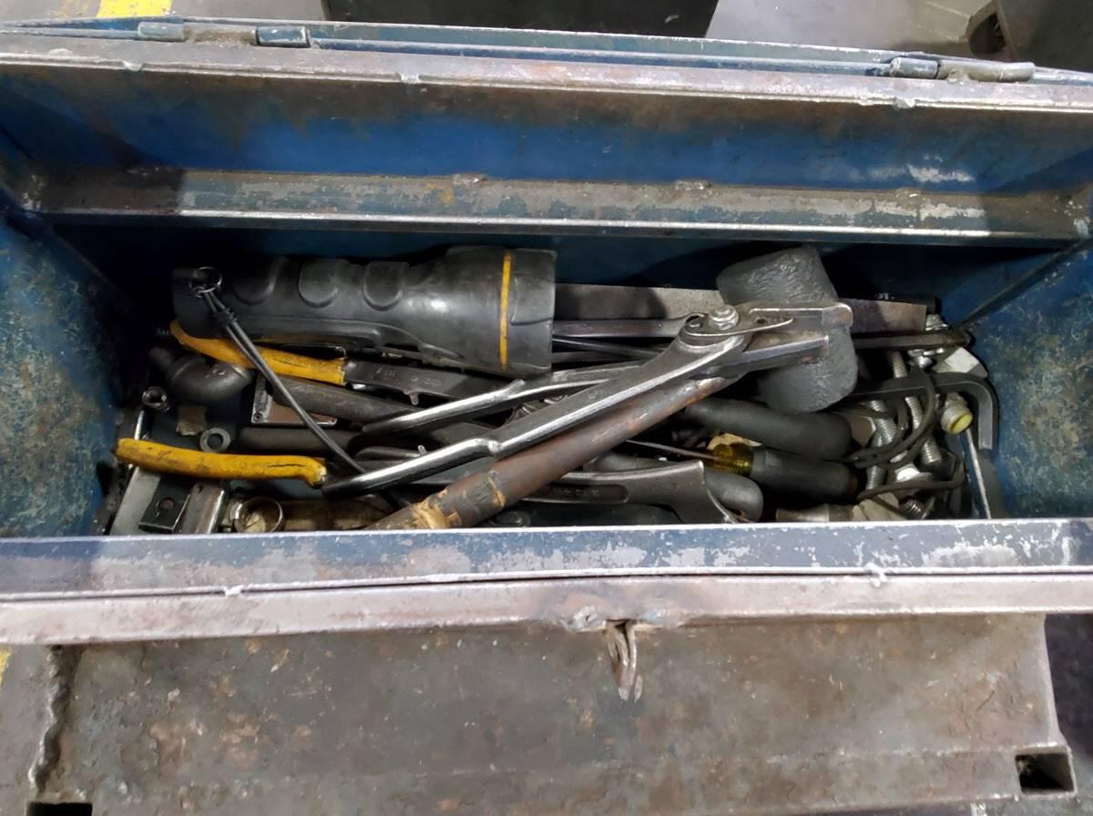 Rolling 1-Door Toolbox - Image 3 of 3