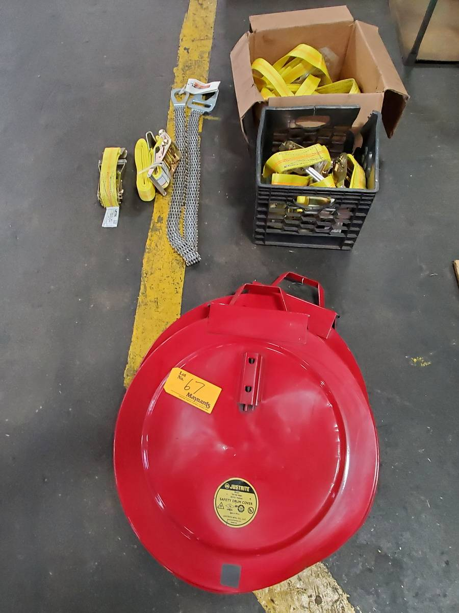 Lot Of Safety Equipment