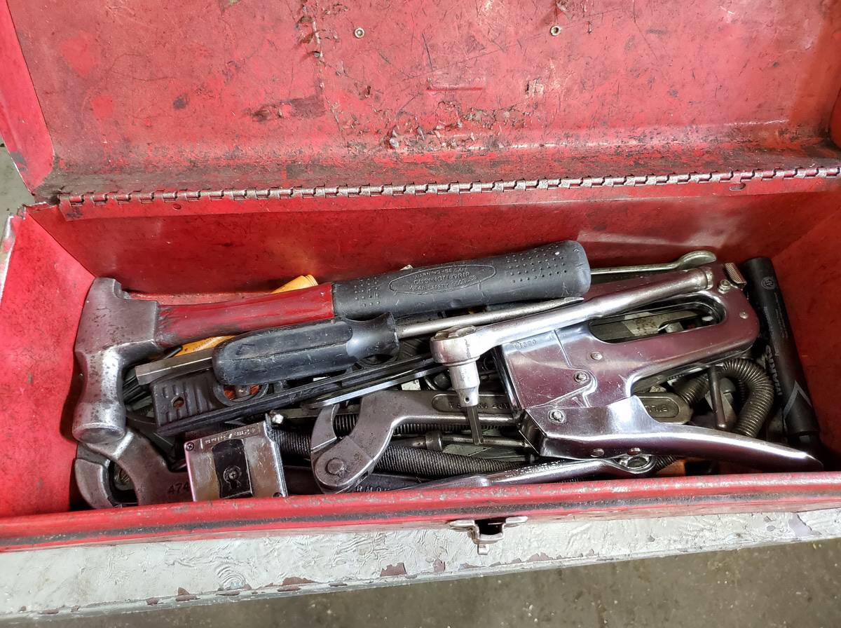 Hand Carry Toolbox - Image 4 of 5