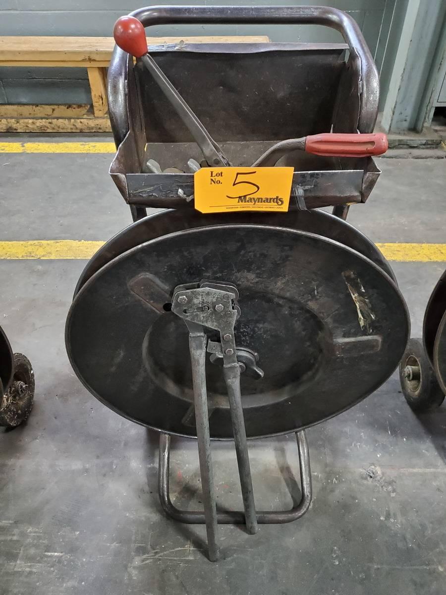 Signode Banding Cart
