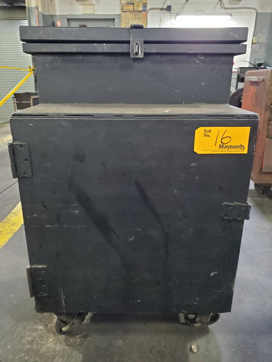 Rolling 1-Door Toolbox