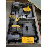 Dewalt DCD950 Cordless Hammer Drill