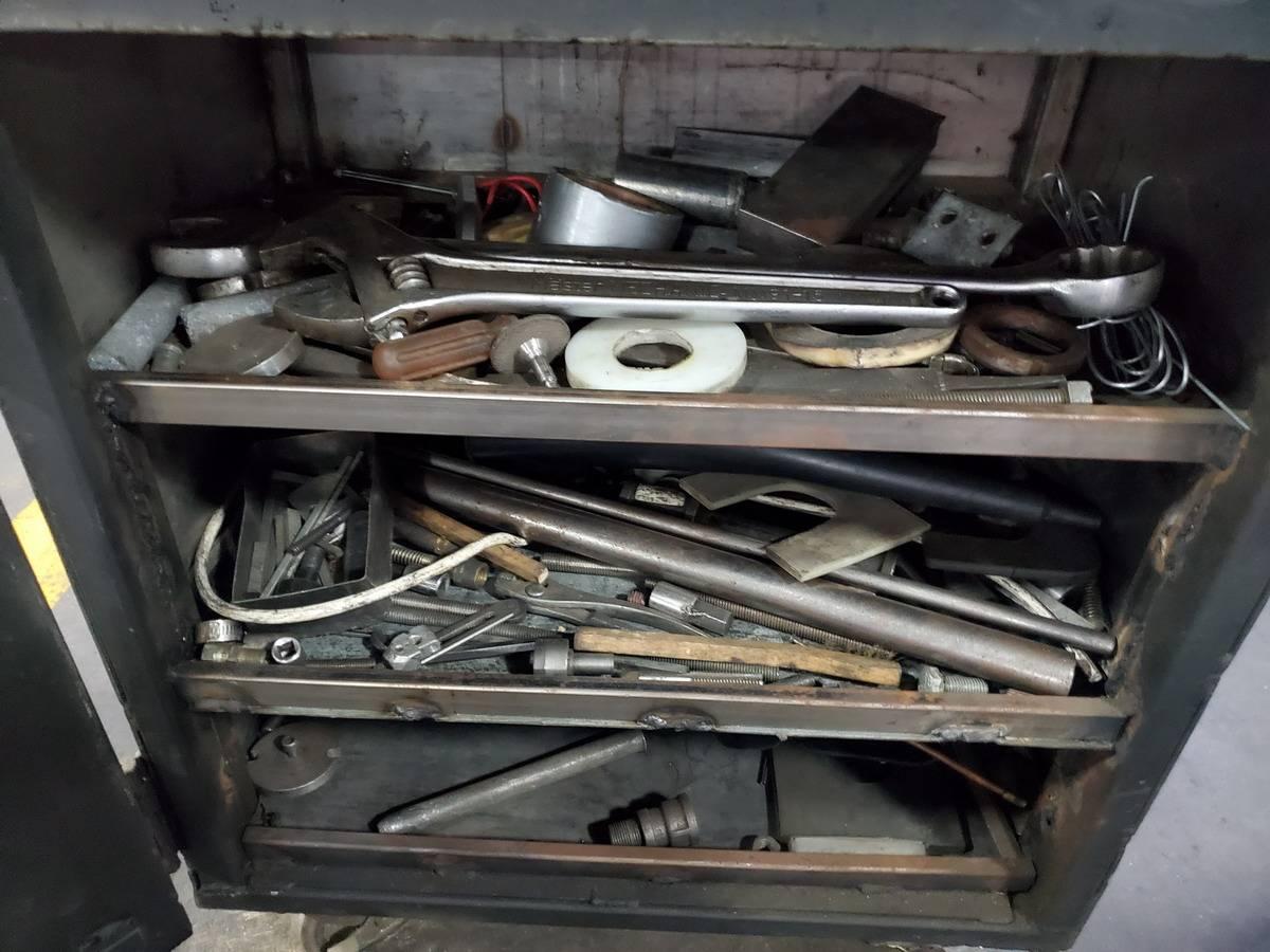 Rolling 1-Door Toolbox - Image 2 of 3
