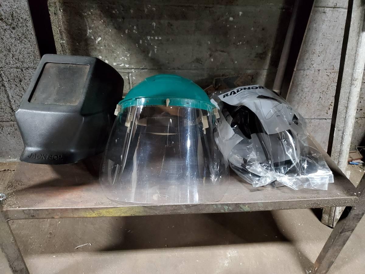Metal Welding Storage Locker W/ Contents - Image 3 of 7
