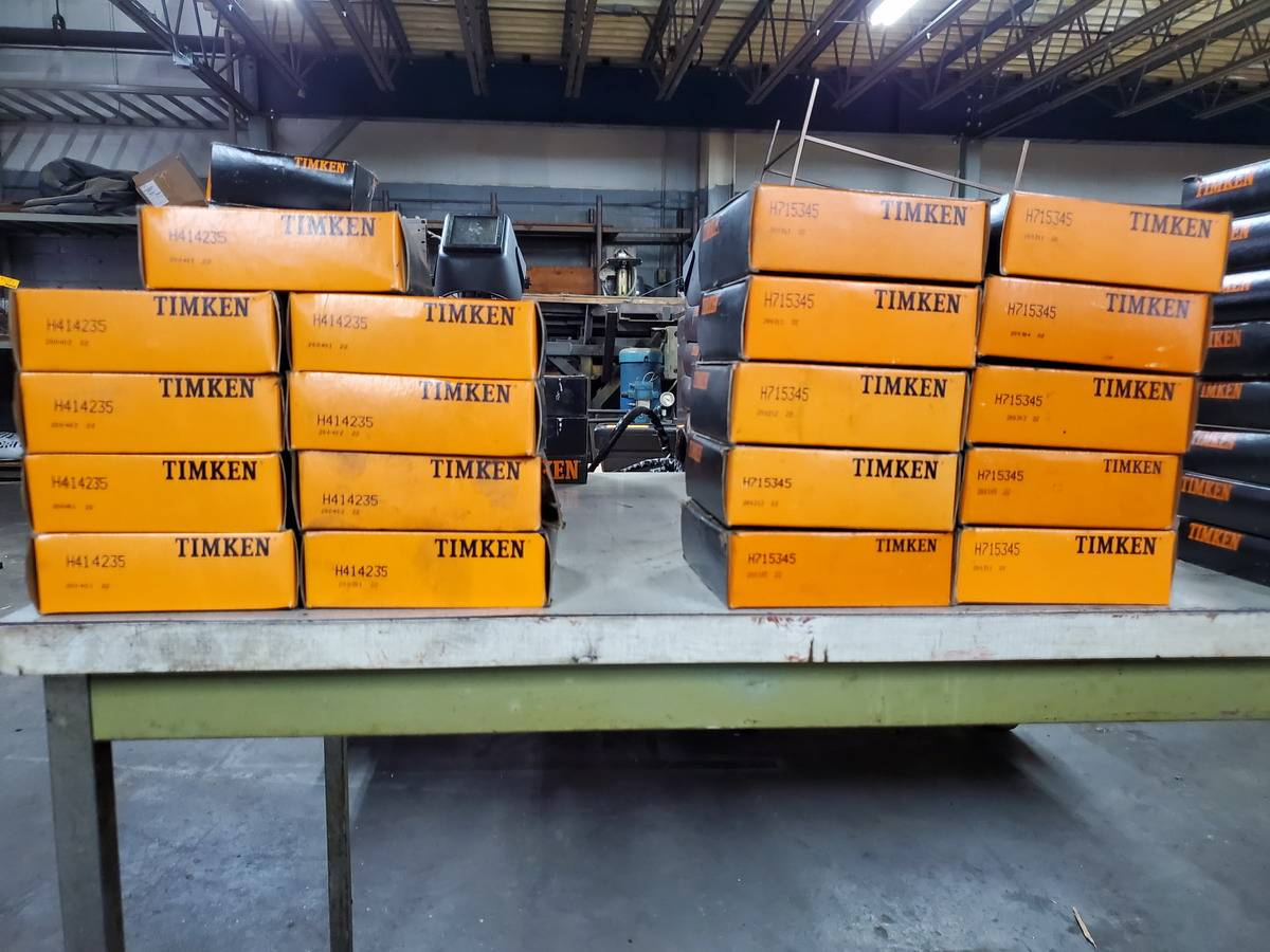 Timken Bearings - Image 2 of 6