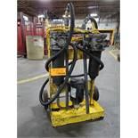 Parker Hydraulic Dual Pump