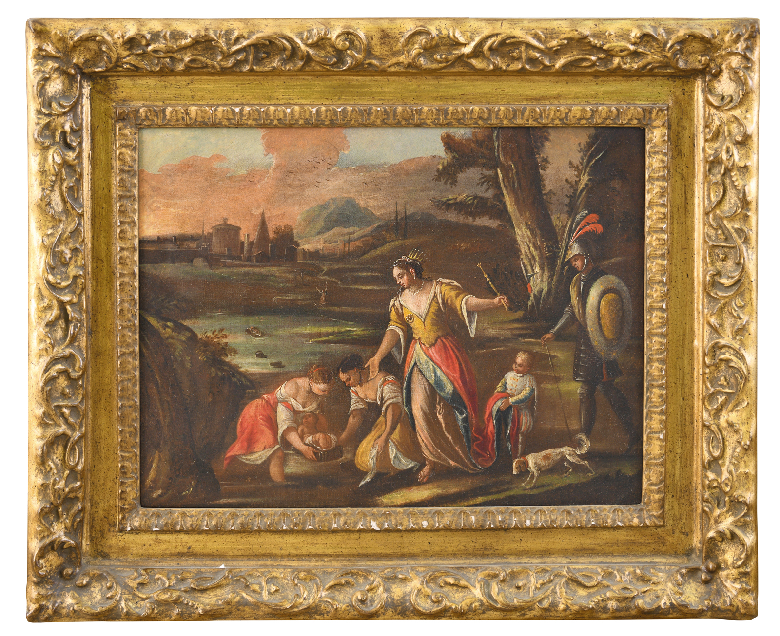 Lot 24 - PITTORE DEL XVII SECOLO