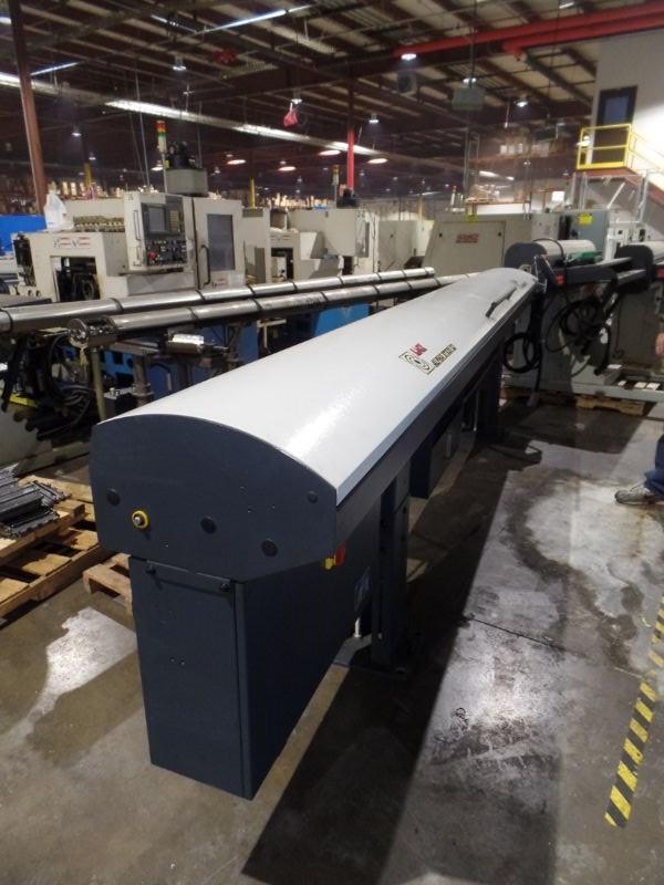 Star SB-20R Type G CNC Swiss Type Automatic Lathe, Fanuc Oi-D Ctrl., New 2014 - Image 7 of 9