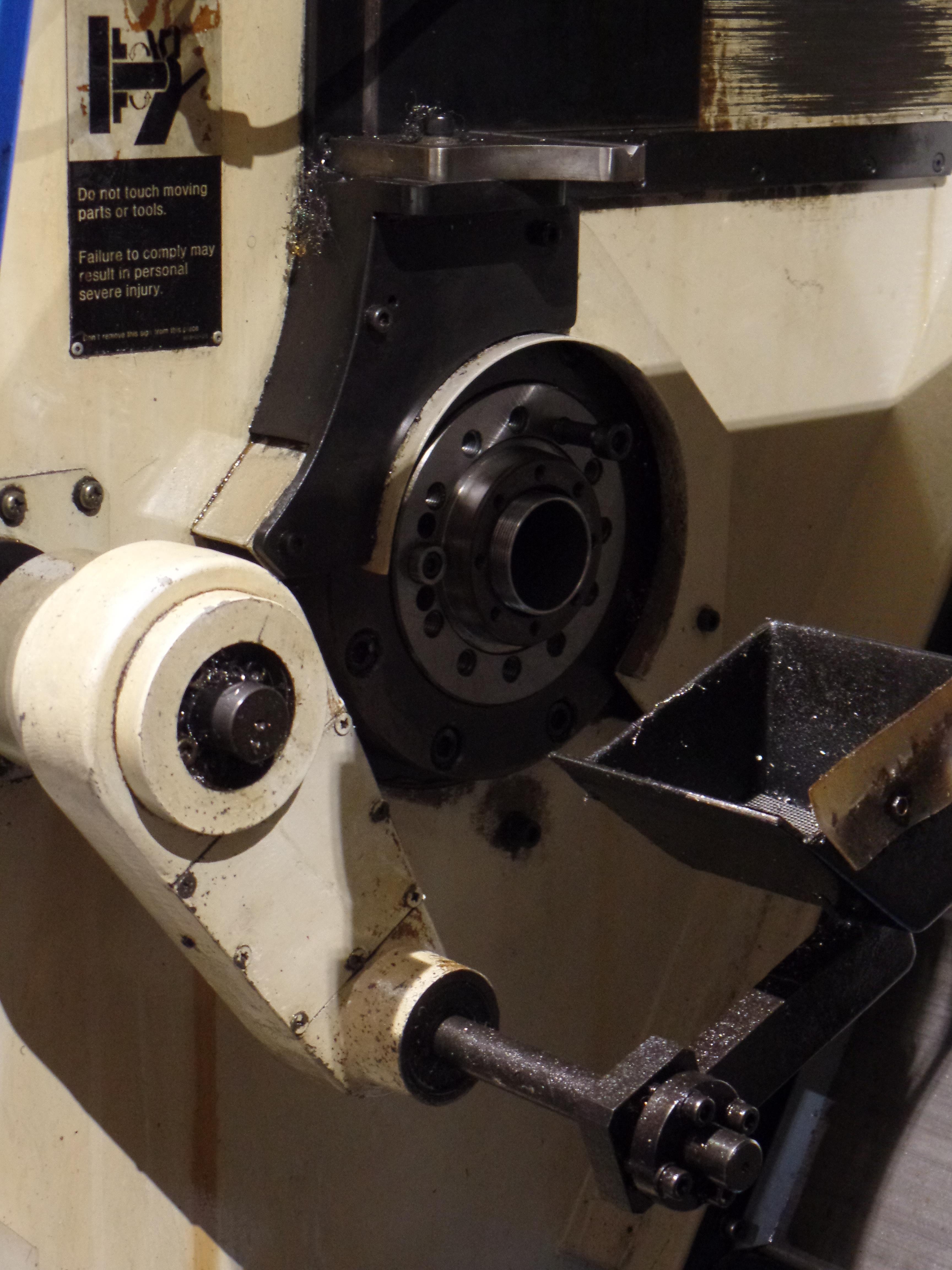 Kia 450 CNC Turning Center Oi-T Control, New 2003 - Image 4 of 7
