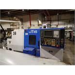 Kia 450 CNC Turning Center Oi-T Control, New 2003