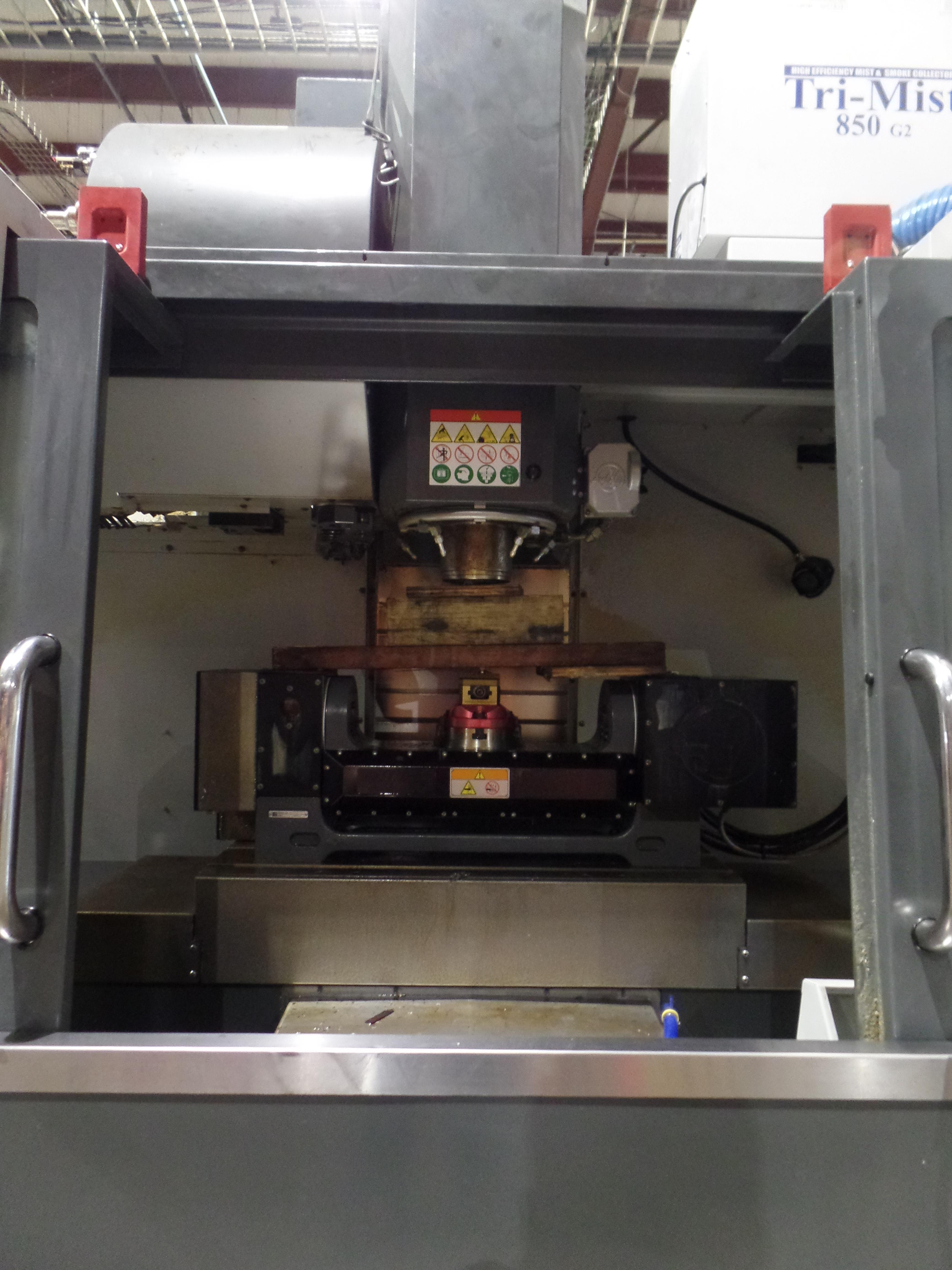 Haas VF-2 TR 5-Axis with Trunion Vertical Machining Center, Cat 40, 24 ATC, New 2017 - Image 5 of 9