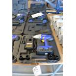 Good Year 24 Volts Cordless Impact Wrench 1/2in. Qty 2 X $