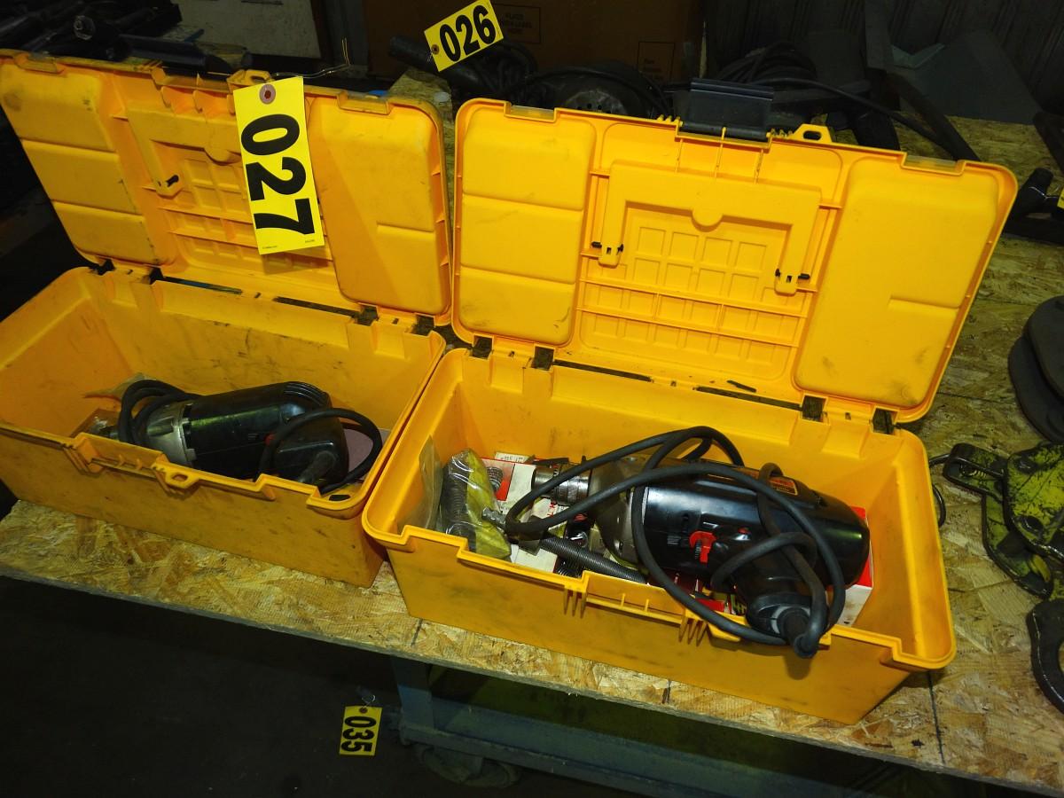 Lot 27 - Thread Repair Kits w/Drill (Qty 2)