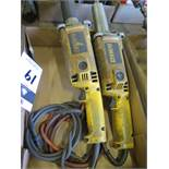 DeWalt Straight Shaft Grinders (2)