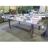 "55"" x 97"" Steel Welding Table"