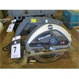 Evolution Metal Cutting Circular Saw