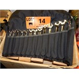 """LOT/ FALCON 5/16"""" TO 13/16"""" WRENCH SET"""