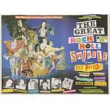 'THE GREAT ROCK 'N' ROLL SWINDLE',