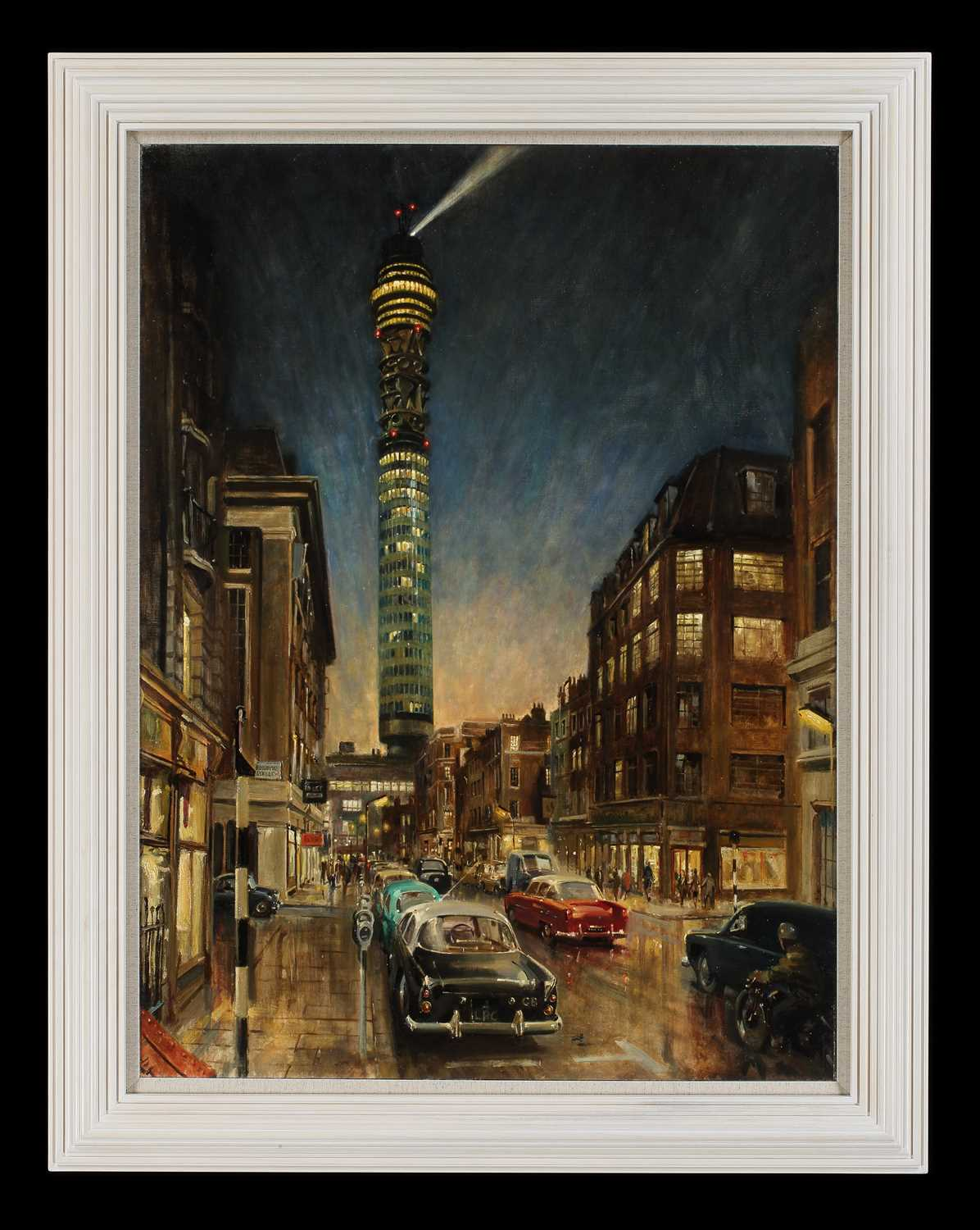 Lot 61 - *TERENCE CUNEO (1907-1996)