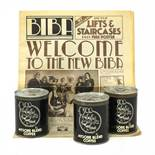 A collection of Biba items,