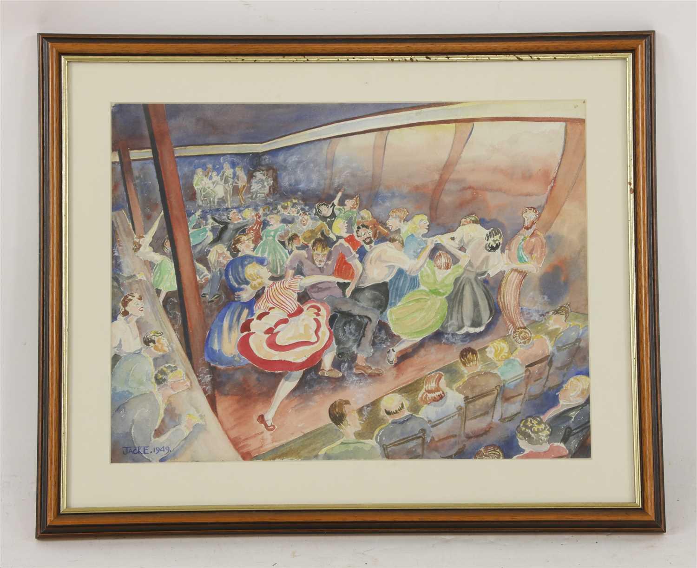 JACK EDWARDS, 20th Century - Image 2 of 2