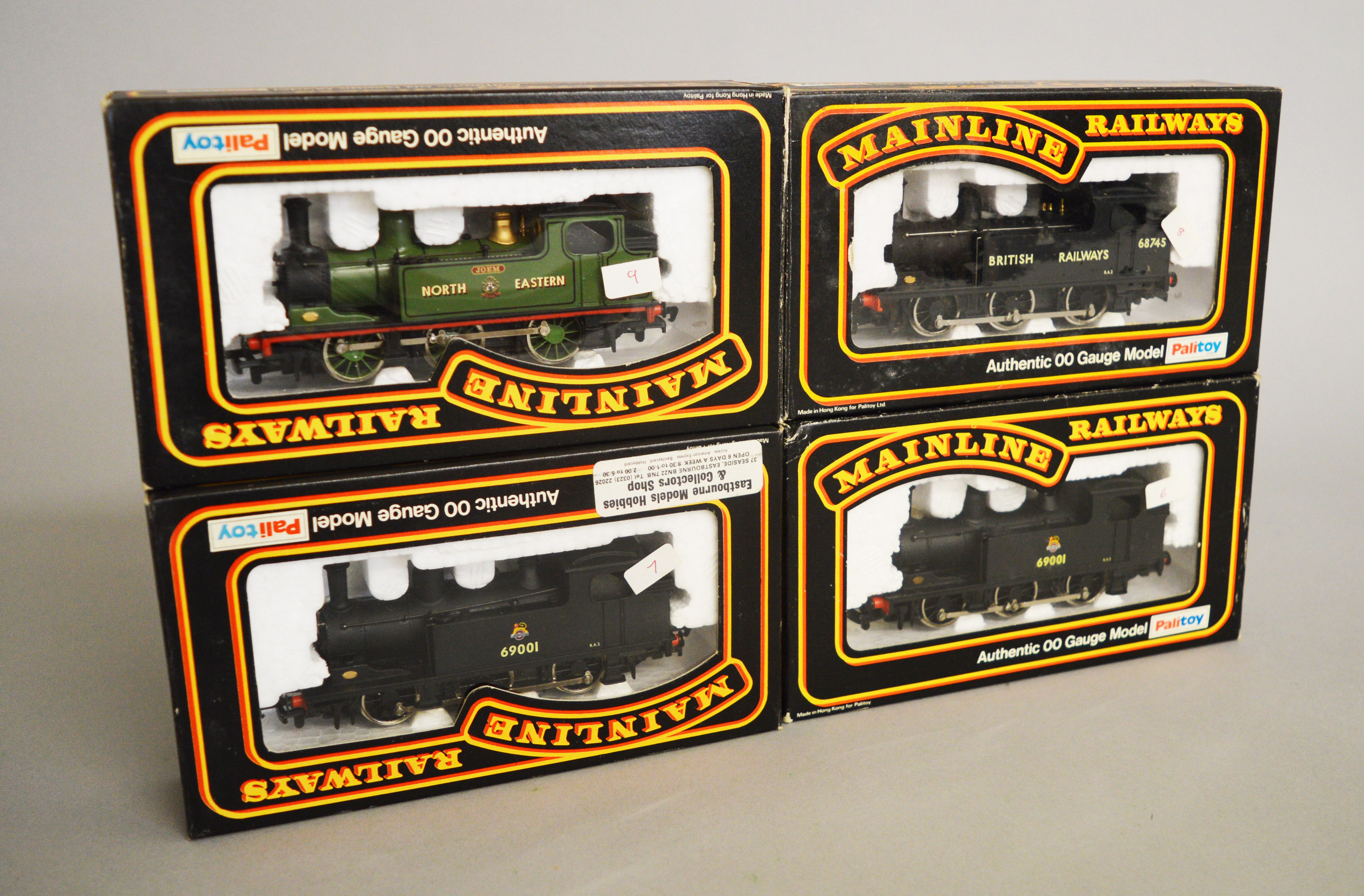 Lot 51 - OO gauge,
