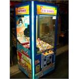 "32"" ICE CHOCOLATE FACTORY CLAW CRANE MACHINE"