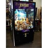 "42"" ICE JEWELRY BOX PLUSH CLAW CRANE MACHINE"