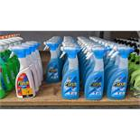 41 off bottles of Flash products, primarily comprising 469ml bottles of All Purpose spray but