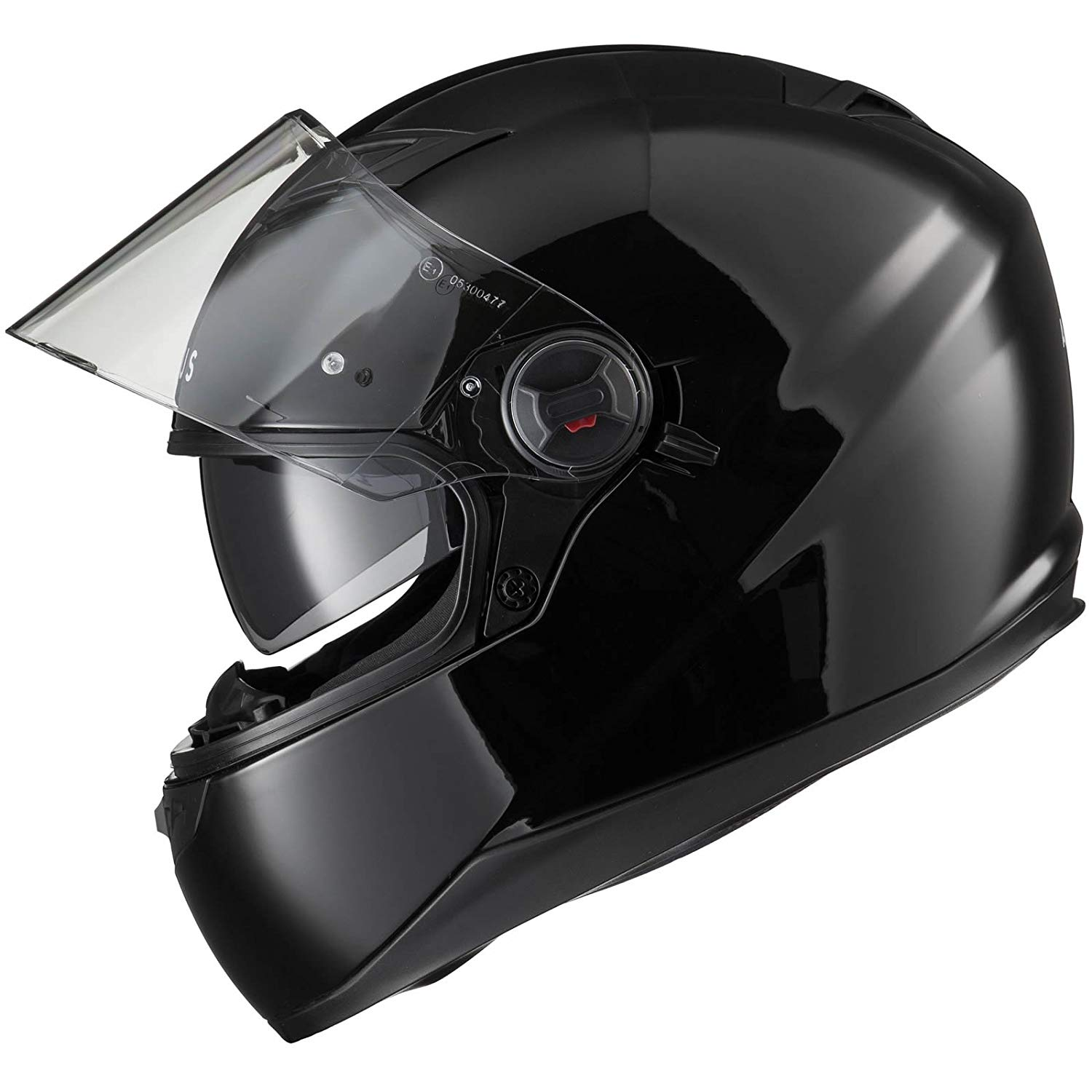 Lot 57 - Brand new Agrius Rage SV Solid Motorcycle Helmet XXL Gloss