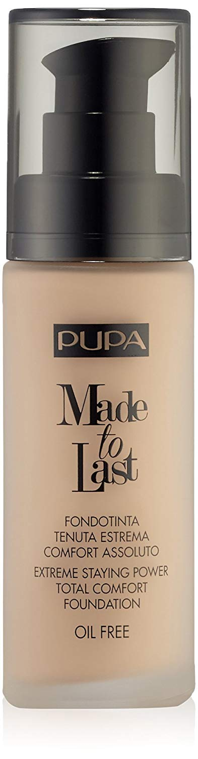 Lot 36 - PUPA Milano Made To Last Foundation 30 ml £30
