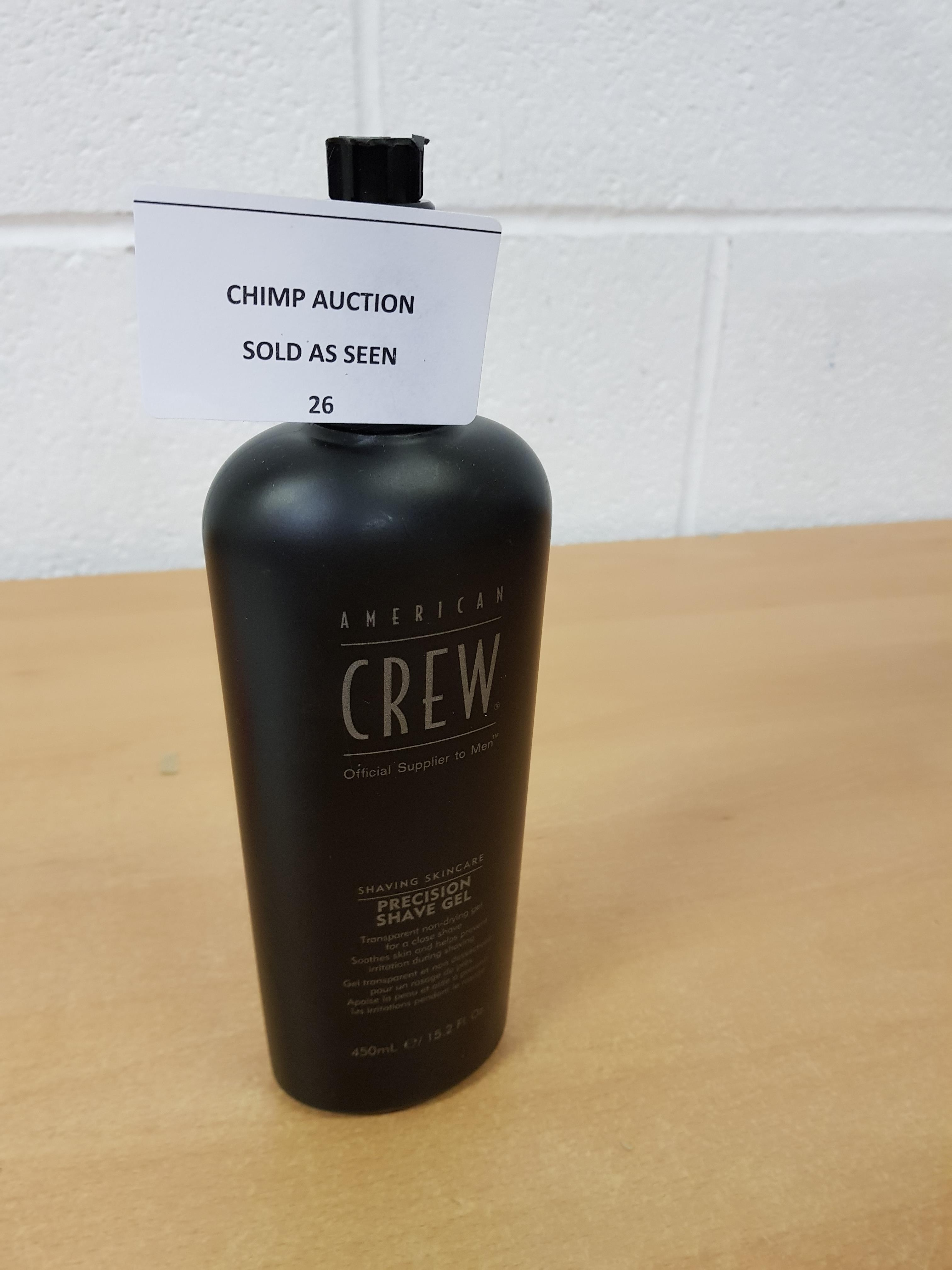 Lot 26 - Shave by American Crew Precision Shave Gel 450ml