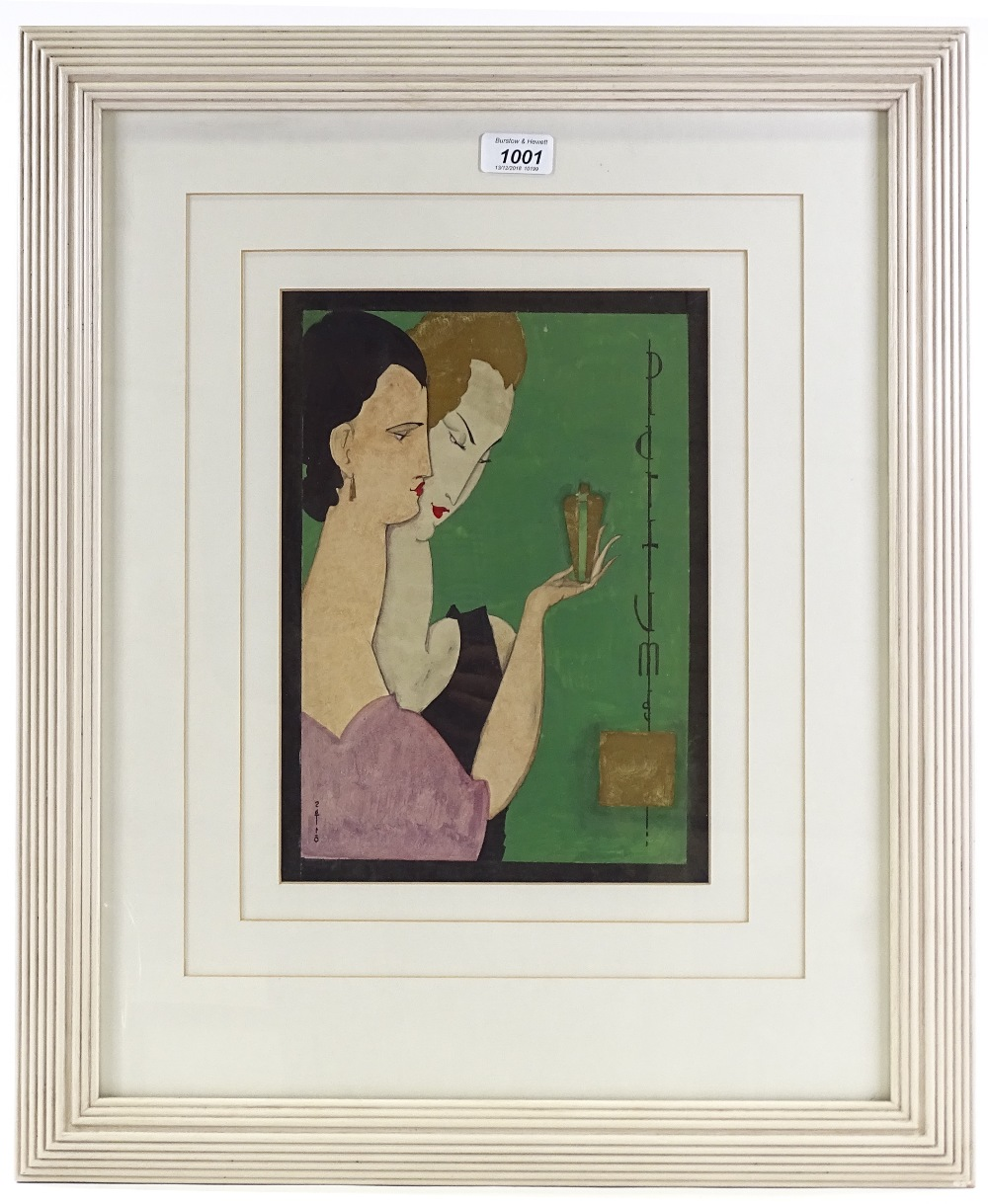 Lot 1001 - Albert Victor Ormsby Wood (1904-1977)