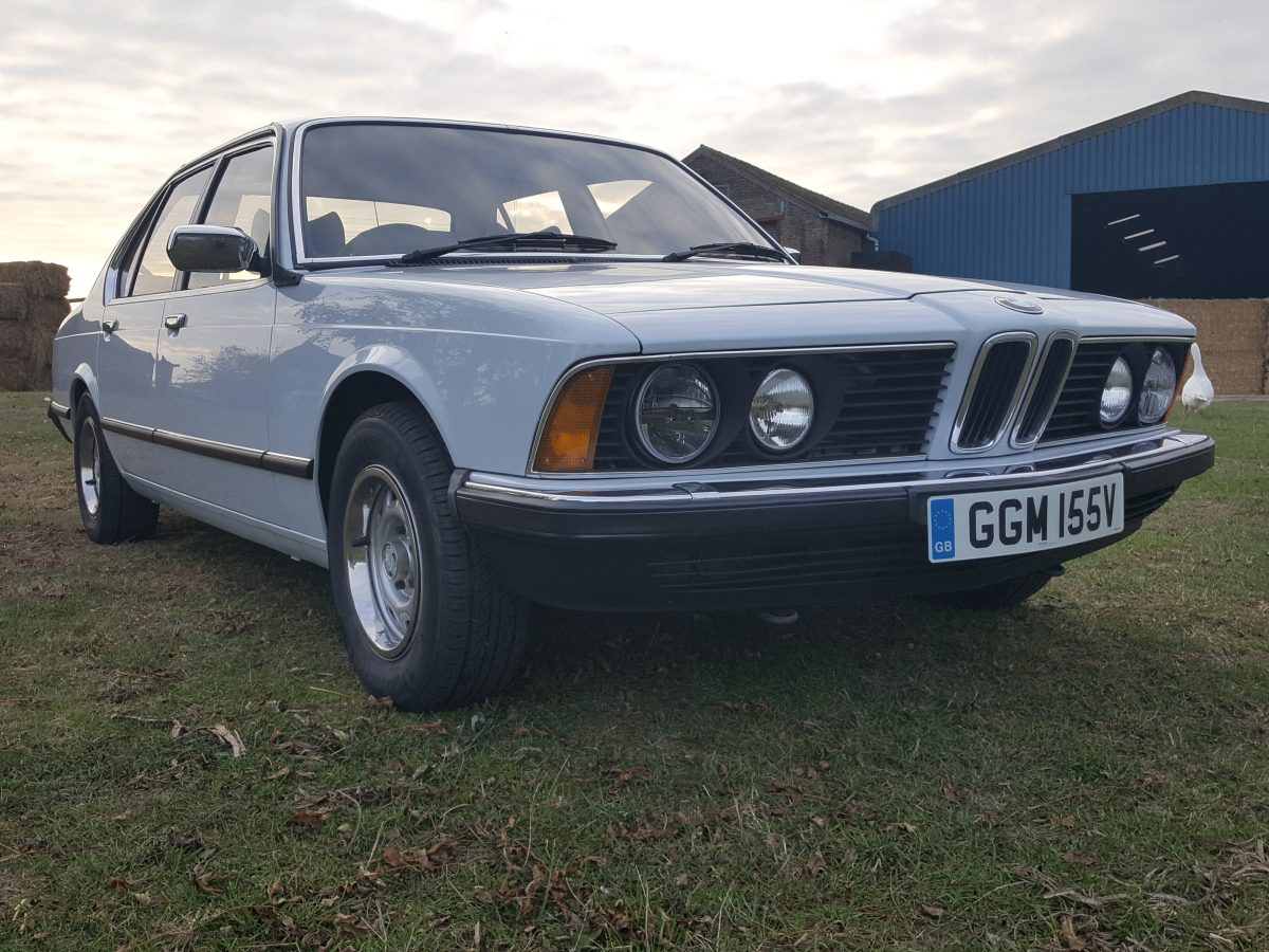bmw 728i e23 1980 this lovely condition bmw 728 e23 has only 58 600 miles recorded on its odo m. Black Bedroom Furniture Sets. Home Design Ideas