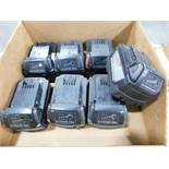 (7) Batteries for Fromm Strapping Tool