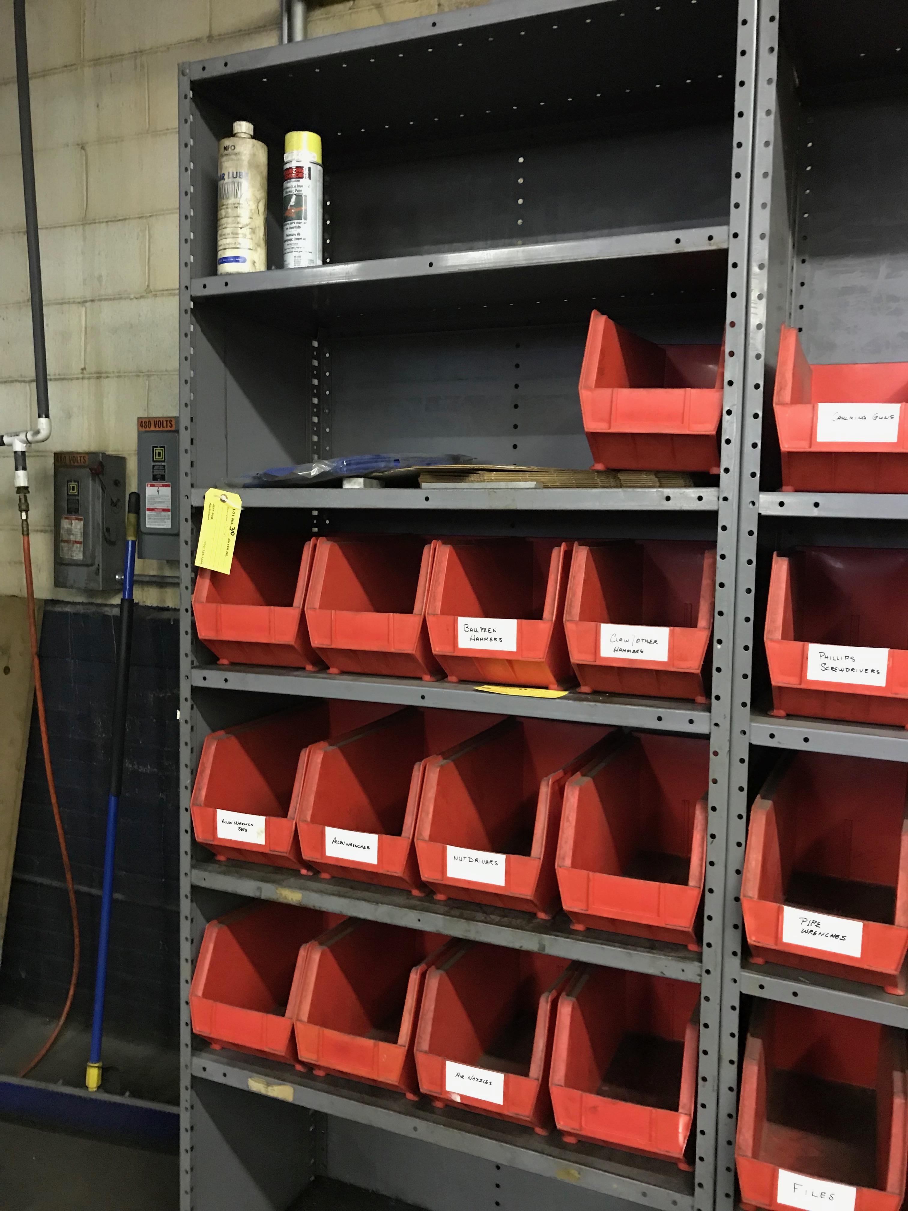 Lot 30 - Metal Cabinet