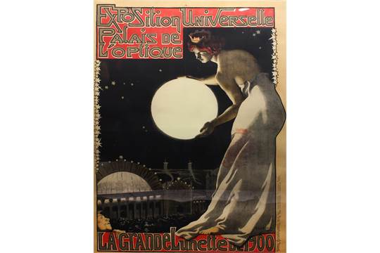 Georges Paul Leroux (French, 1877-1957),  quot Exposition ... 9fc386f63b11