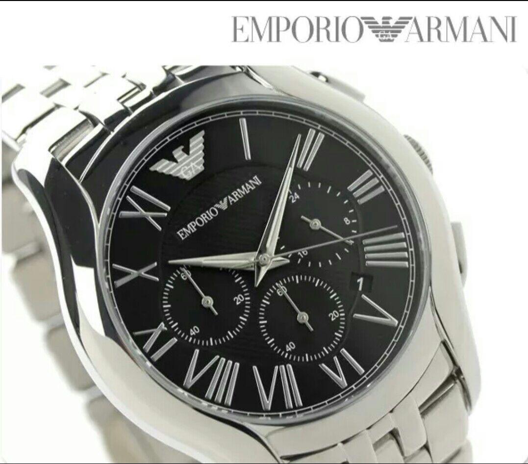 15 x emporio armani watches ar2434 ar5857 ar0673. Black Bedroom Furniture Sets. Home Design Ideas