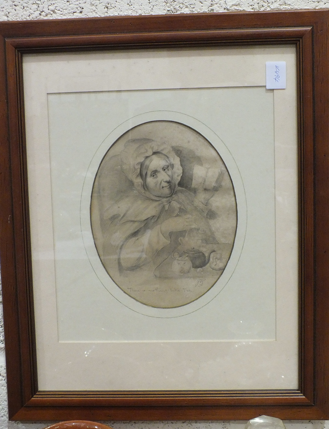Lot 57 - J C Bonfield, 'Knights and Soldiers Entering a Castle', watercolour and pencil, signed and