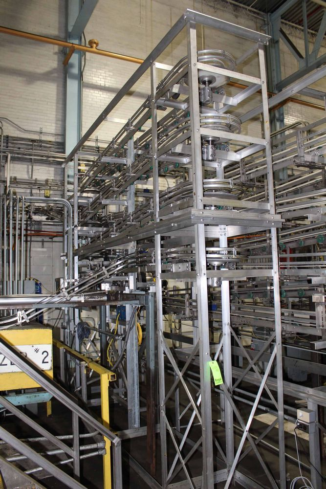 Lot 20641RB - Alpine Cableway Can Conveyor